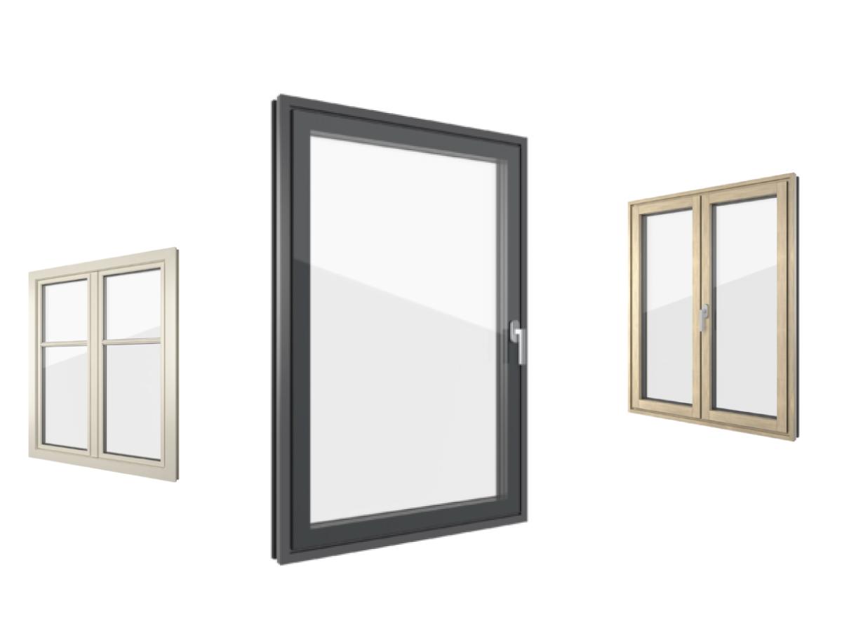 finestre alluminio antirumore