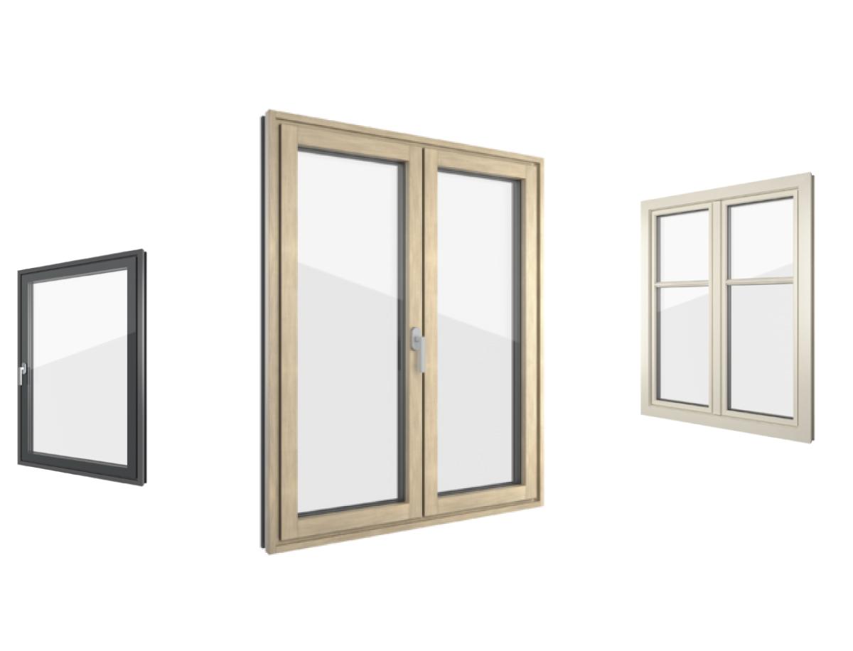 finestre legno antirumore
