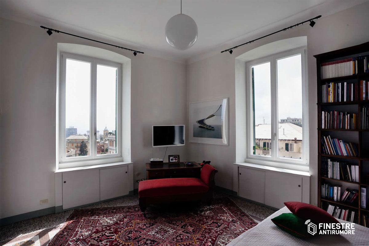 Finestre pvc antirumore caratteristiche e prezzi degli for Prezzi finestre pvc