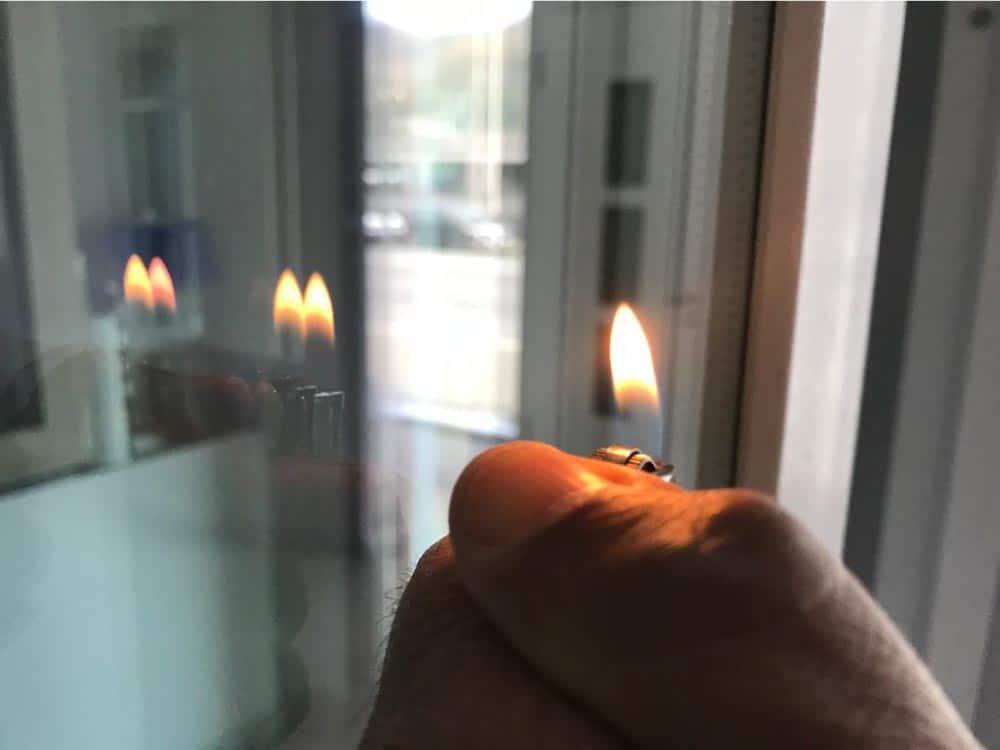 Come riconoscere un vetro stratificato